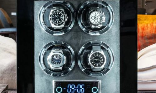 Getting Know More About Billstone Watch Winder